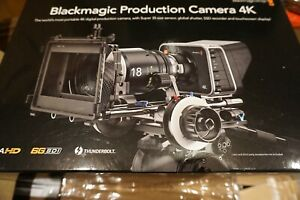 Blackmagic  Cinema Camera 4K EF Händler