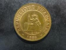 Indochine - 1 centièmre - 1886 A