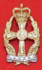 British Army. Queen Alexandra's Royal Nursing Corps Genuine Officer's Cap Badge