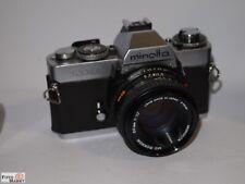 Minolta Caméra Réflex Xd 5 Objectif Md Rokkor 1,7/50 MM Ø 49mm Reflex Mirroir