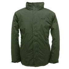 Regatta Jacket Stanway Padded Insulated Waterproof Working Hiking Hoodie Bayleaf