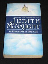 msm* SALE : JUDITH McNAUGHT ~ A KINGDOM OF DREAMS