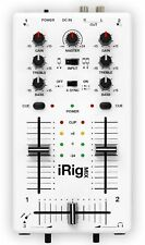 IK Multimedia iRig Mix Mobile DJ-Style Mixer for iOS & Android *AUTH DEALER*