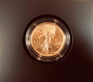 2016 W WALKING LIBERTY 50C HALF DOLLAR CENTENNIAL 1/2 OZ .9999 GOLD COIN