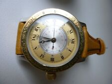 Longines Lindbergh Angle Hour watch or acier gold steel