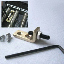 Floyd Rose Brass Tremolo Back Stop Lock SL1
