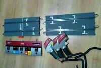 SCX SCALEXTRIC DIGITAL SYSTEM CENTRAL + PISTAS + MANDOS 05