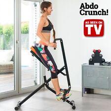 ORIGINALE Abdo Crunch ® Total Fitness Exerciser-Casa Attrezzature da Palestra
