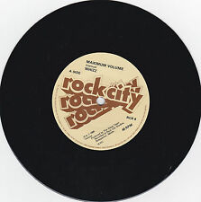 "WHIZZ * MAXIMUM VOLUME / POOR GIRL * 7"" SINGLE (1985) ROCK CITY RCR8 PLAYS GREAT"