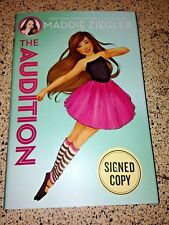 Maddie Ziegler SIGNED BOOK The Audition Dance Moms The Book Of Henry 1st/1st