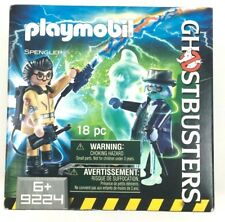 Playmobil Ghostbusters Spengler and Ghost #9224