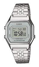 Casio Quarz - (Batterie) Armbanduhren mit Datumsanzeige für Erwachsene