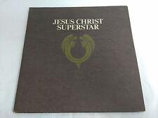 Jesus Christ Superstar Vinyl 2 Record Album - DECCA 1970 with lyric booklet RARE