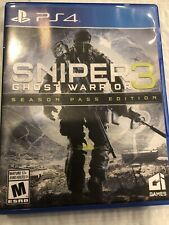 Sony Playstation 4 Sniper 3 Ghost Warrior PS4 2017