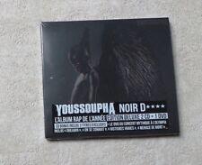 """CD AUDIO DISQUE / YOUSSOUPHA """"NOIR DESIR """" 2XCD ALBUM & DVD 2012  E. DELUXE NEUF"""