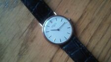SWISS LONGINES CLASSIQUE PRESENCE WRISTWATCH; ELEGANT WATCH KEEPS PERFECT TIME