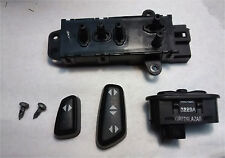 Chrysler OEM LH Black Power Seat Switches Control Button 04601757AB ORF29LAZAB