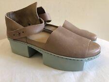NWOB TRIPPEN 'Hatch f' Leather  Shoes | EU 40/US 9 | Light Brown