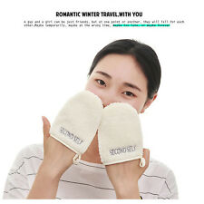 New Face Towel Make Up Remover Cleansing Gloves Cleansing Flutter Recycle 1pc