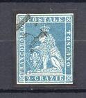 ANTICHI STATI 1851 TOSCANA 2 CRAZIE USATO A/3076