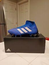 Adidas Men's Nemeziz 18+ SG Soccer Cleats (DB2068) Size 11.5 Metal Studs RARE