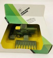Vintage Ertl John Deere Combine corn and grain heads #537, New in Box