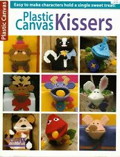 Plastic Canvas Kissers 18 Plastic Canvas Projects Patterns Crafts