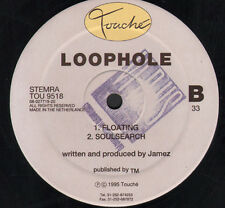 LOOPHOLE - Floating - 1995 Touche - TOU 9518