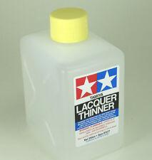 Tamiya THINNER  Hobby Model Paint LACQUER Thinner 250ml 87077