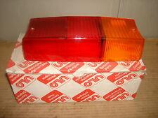 VW LT PICK UP VAN 1975-1983 MODEL LEFT N/S REAR LAMP LENS RED/YELLOW 283945241B