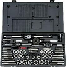 """Vermont American 21739 58 Piece Tap and Die Set #6 to 3/4"""" Made in USA"""