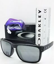 0069a6816f NEW Oakley Holbrook sunglasses Blue Black Infinite Hero Edt 9102-D4  AUTHENTIC