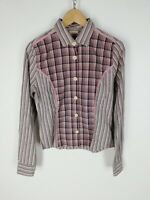 TIMBERLAND Camicia Shirt Maglia Chemise Hemd Tg M Woman Donna