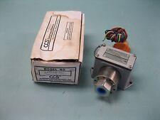 CCS Custom Control Sensors 646GZEM2-7011 Dual-Snap Pressure Switch NEW H3 (2171)