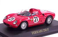 DIE CAST MODEL 1:43 - FERRARI 250 P - 1963 - BANDINI SCARFIOTTI - 24 ORE LE MANS