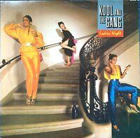 Kool & The Gang - Ladies' Night 33 RPM Vinyl LP Record De-Lite DSR-9513