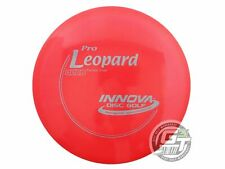 New Innova Pro Leopard 171g Red Gray Stamp Fairway Driver Golf Disc