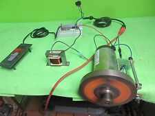 2.00 HP treadmill  DC motor, complete setup,w/ controller, cables, many projects