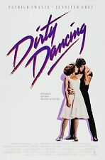 DIRTY DANCING (1987) ORIGINAL MOVIE POSTER  -  ROLLED