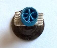 Rosette boutonnière commandeur de l'ordre national du mérite, diamètre: 6 mm.