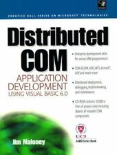 Distributed COM Application Development Using Visual Basic 6.0 and MTS
