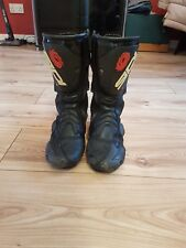 Sidi Motorcycle Boots (Uk 6/6.5)  *FREE POSTAGE*