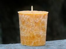 8pk FRANKINCENSE, MYRRH & ORANGE Scented 160hr/pk VOTIVE CANDLES Refills GIFTS