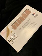 *NEW* Color Street Nail Strips - Giza sands