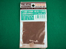 Fine Molds 1/48 White Metal IJN Aircraft Cockpit Instrument Set #2
