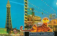 Bamforth & Co Ltd Printed Collectable Lancashire Postcards