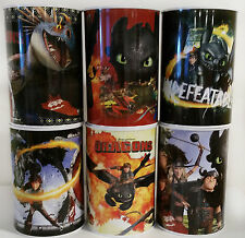 Officially Licensed How To Train Your Dragon small Money Tin