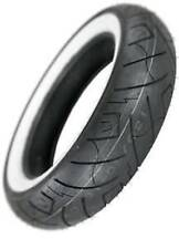New Shinko WWW Wide Whitewall White Wall 130/90-16 MT90-16 Rear Tubeless Tire