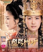 The Queen Seun Duk  ~ Korean Drama ~ English Sub ~ 8 DVD ~ FREE Ship ~ Set