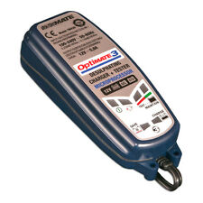 Optimate 3 12V Motorcycle Motorbike Battery Charger System